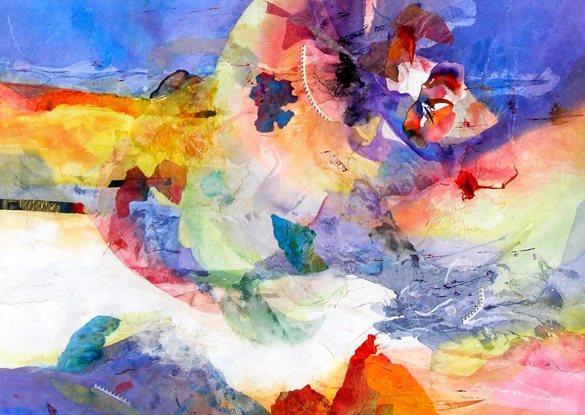 teyjah modern art abstract