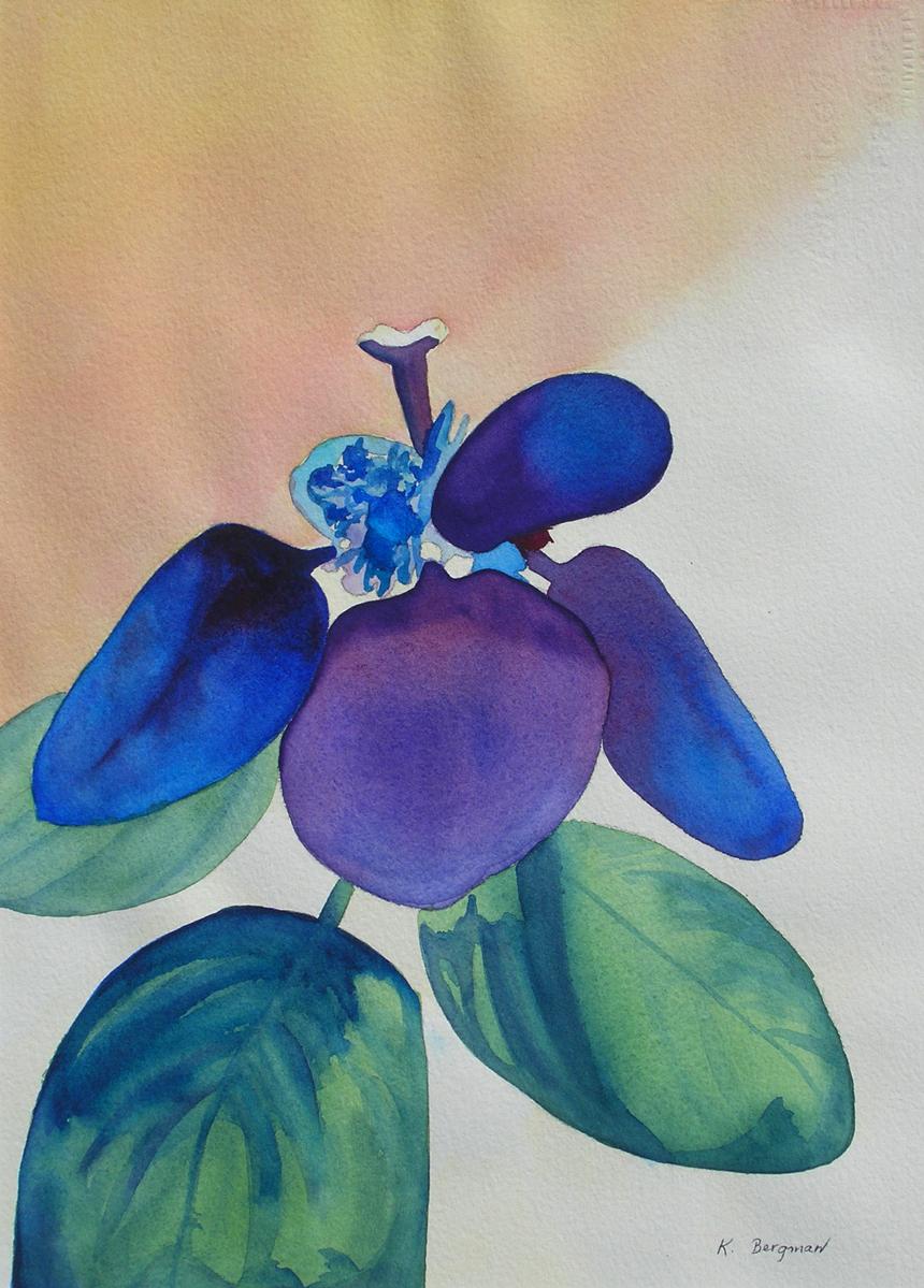 Blue Belle by teyjah
