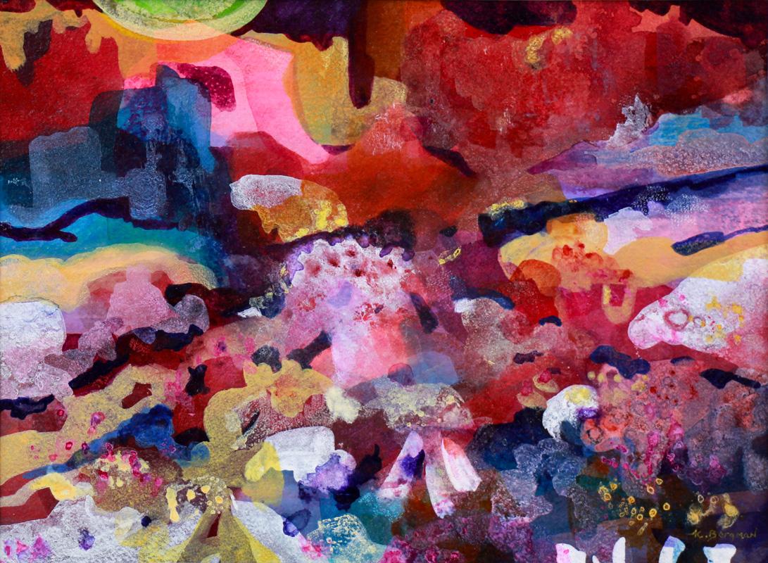 Desert Blooms by teyjah