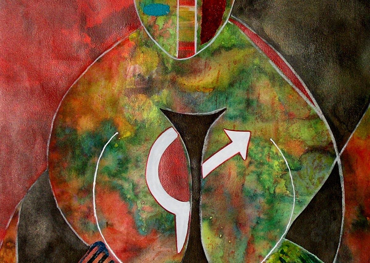 Lady madonna symbol bt Teyjah